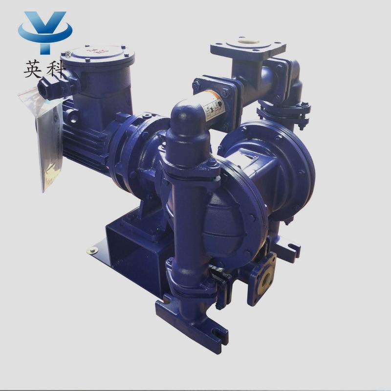 衬氟电动隔膜泵