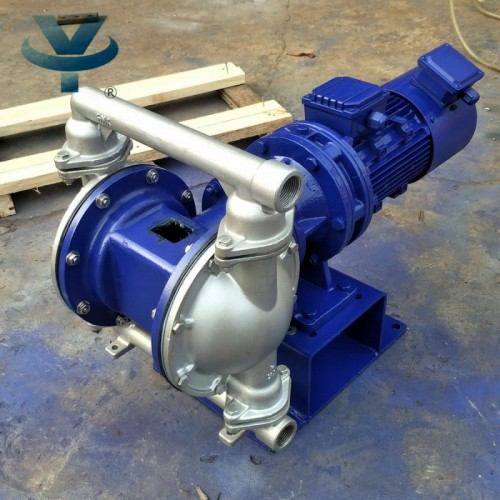 不锈钢变频电动隔膜泵