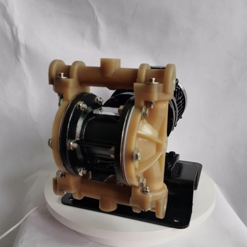 氟塑料电动隔膜泵