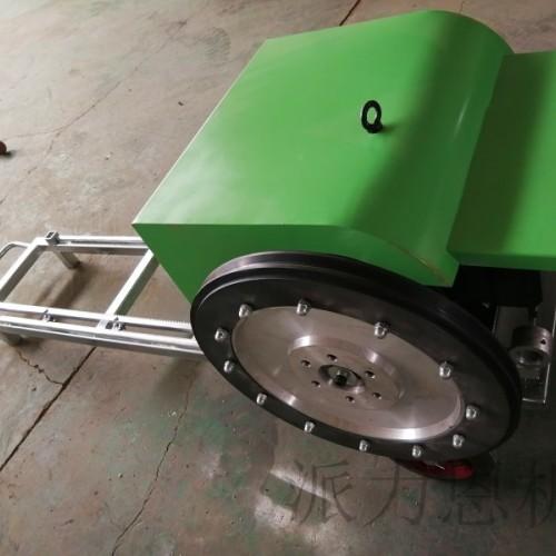 液压绳锯机电动金刚石绳锯切割机混凝土大理石花岗岩绳锯机机厂