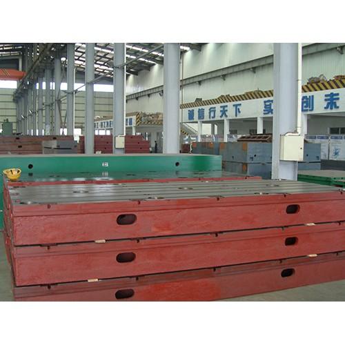福建铸铁T型槽平板加工/博君量具质优价廉