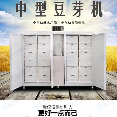 江苏自动豆芽机天天出菜 新型无公害豆芽机 豆芽设备工厂价