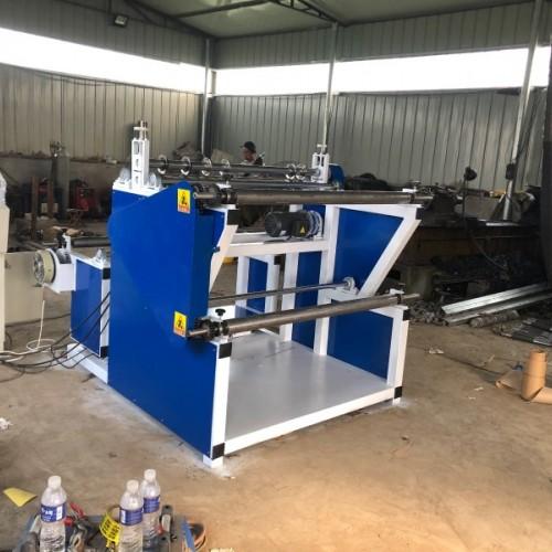 熔喷布分切复卷机网帘收卷机熔喷布分切机生产线