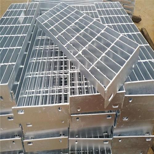 热镀锌钢格板  齿形钢格板