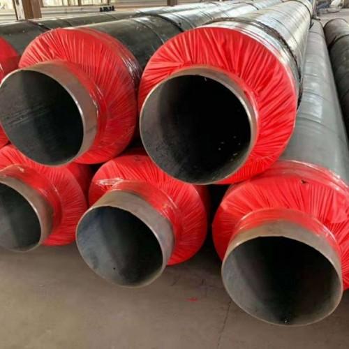 聚氨酯发泡保温螺旋钢管-保温管-采暖首选