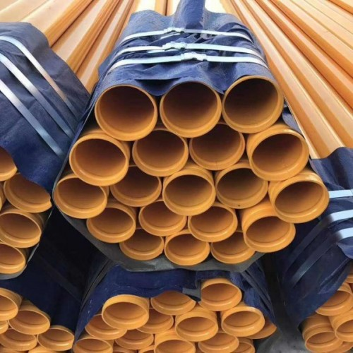 天津涂塑钢管-内外涂塑钢管-华洋通盛