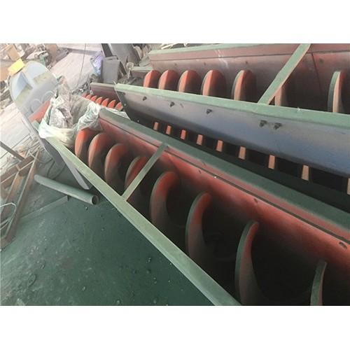 重庆埋刮板输送机制造厂家/唯升环保设备质优价廉