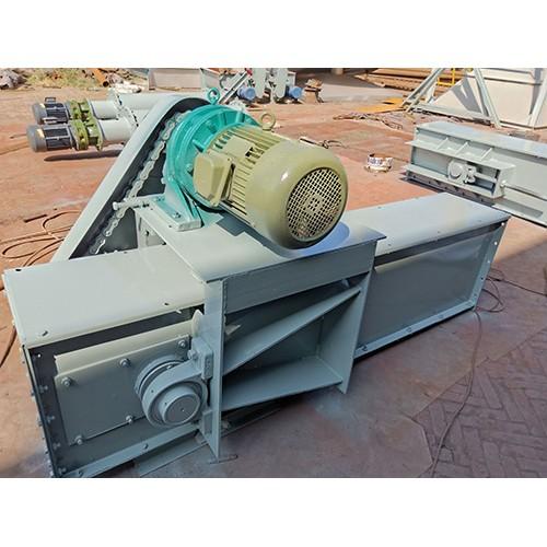 甘肃埋刮板输送机现货直供/唯升环保设备
