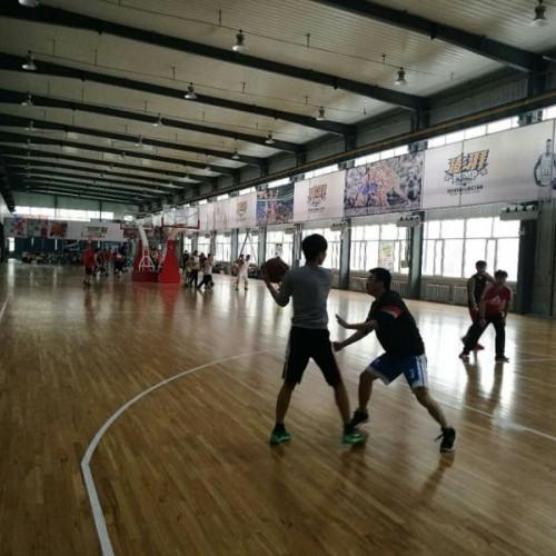 体育馆运动木地板