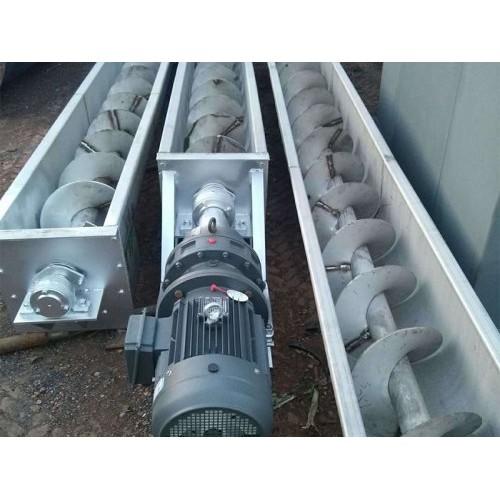 江西埋刮板输送机厂价直供/唯升环保质量保障