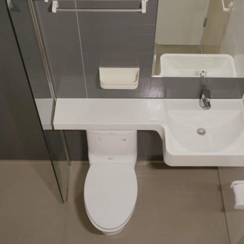 济南驿泉专业生产酒店宾馆整体卫生间,装配式卫生间,集成卫生间