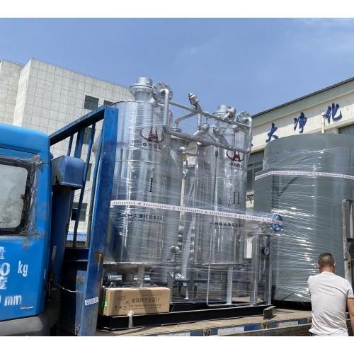中苏恒大120立方氨分解 冶金行业制氢设备