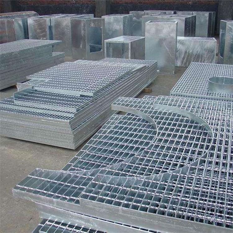 污水处理厂镀锌网格板  玻璃钢格栅