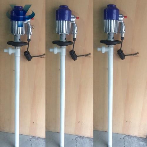 防爆化工油桶泵