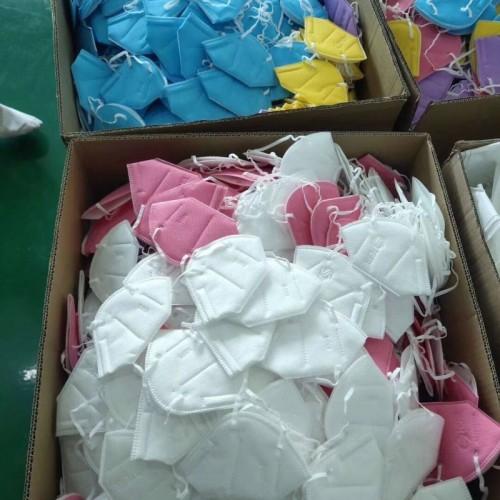 KN95全自动生成线-KN95口罩机-3条线可一起出售