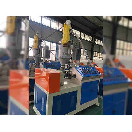 江西暖边条及设备厂家直营~河北诺一科机械~隔热条挤塑机