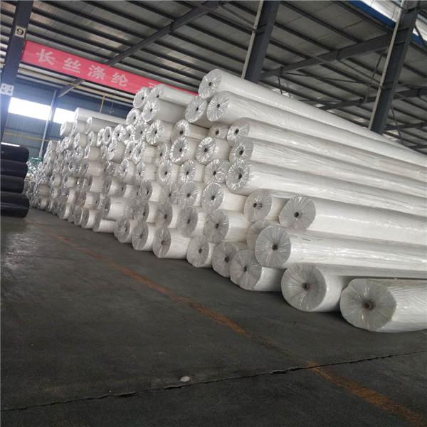 厂家供应长丝土工布,无纺土工布厂家