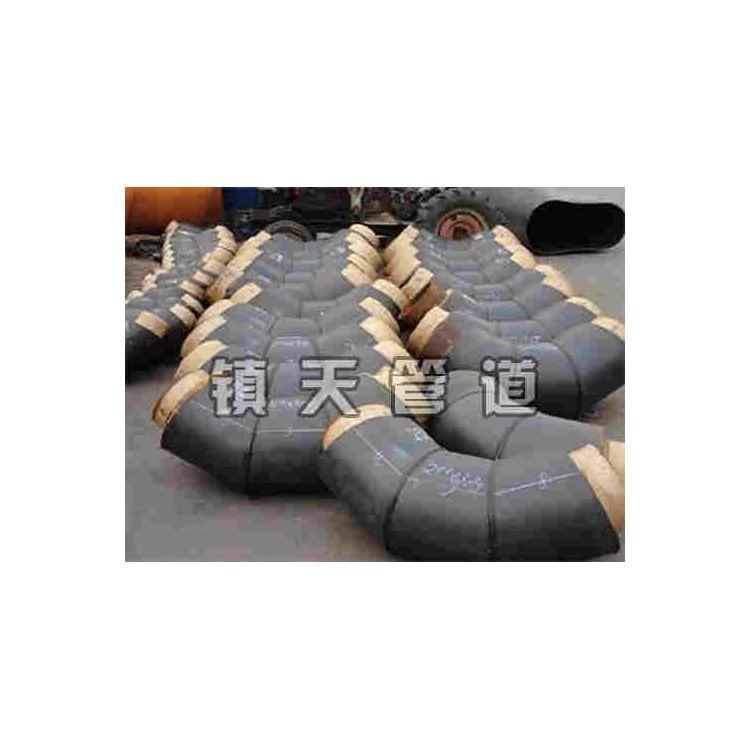 上海管道弯头厂家~沧州镇天管道~厂家直营各规格保温弯头
