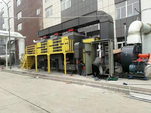 北京废气处理催化燃烧设备供应商/耀捷环保设备质量可靠
