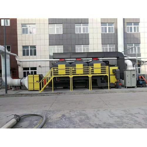 广西催化燃烧设备制造厂家/耀捷环保设备质优价廉