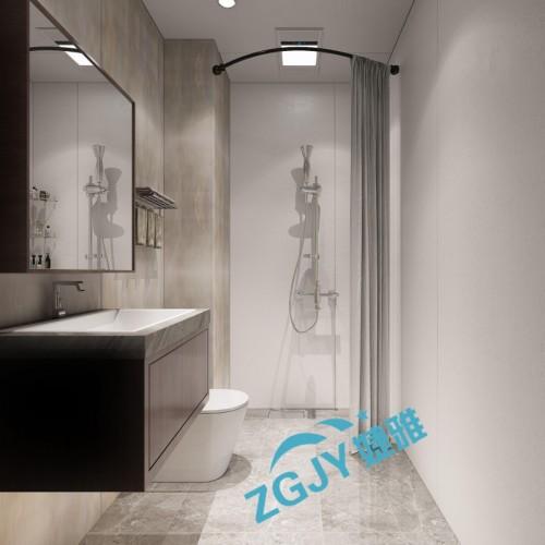 山东婕雅专业生产酒店宾馆装配式卫生间整体卫浴装配卫浴设施