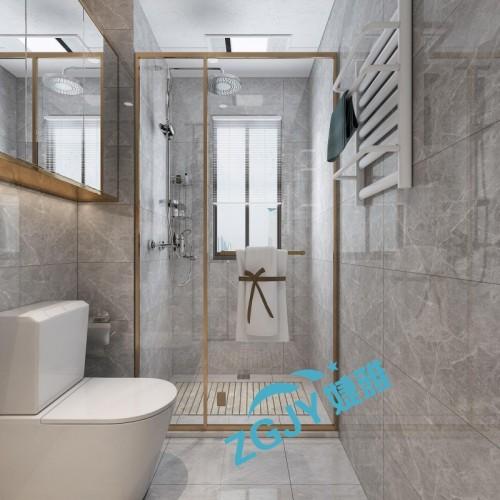 山东婕雅专业生产酒店宾馆装配式卫生间整体卫浴厂家