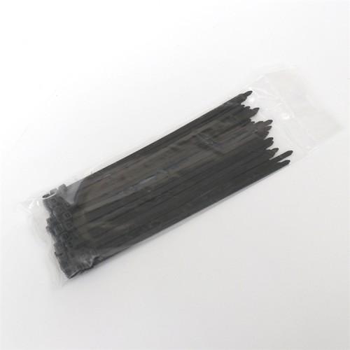厂家批发尼龙扎带 束线带 自捆式电线收纳整理捆绑带