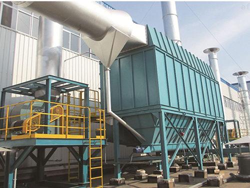 锅炉布袋除尘器现货/沧州晶科环保设备质优价廉