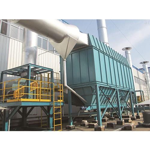 青海锅炉布袋除尘器制造厂家/晶科环保设备有限公司