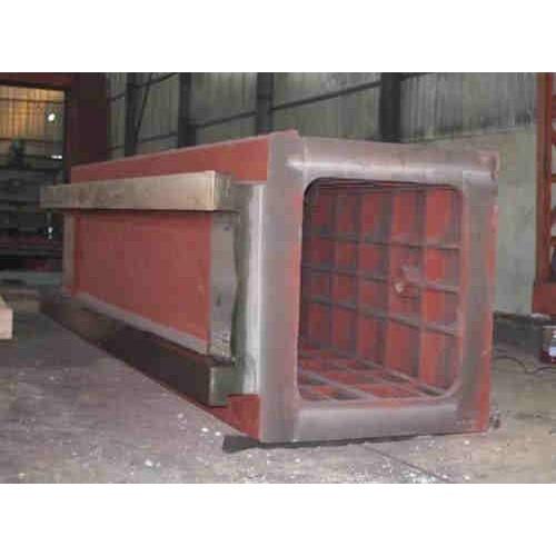 江苏大型机床铸件生产加工-磊兴机械-定做机床立柱铸件