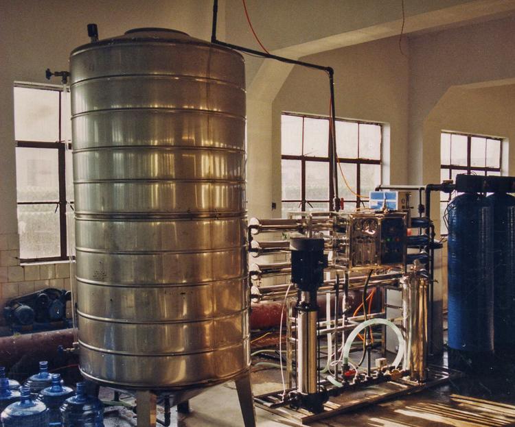 单级反渗透定制 软水处理器 水处理设备厂家