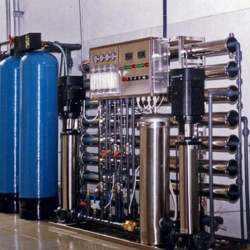 双级反渗透设备 反渗透定制 软水处理器 水处理设备厂家