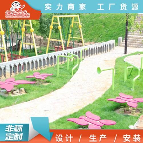 儿童室外游乐设备厂家 儿童趣味摇摇乐 幼儿设施定制直销