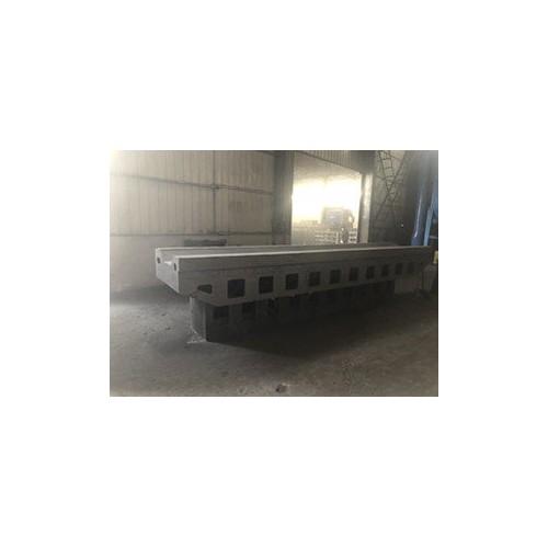 陕西数控机床铸件加工厂家|泊头腾起|机床滑座铸件