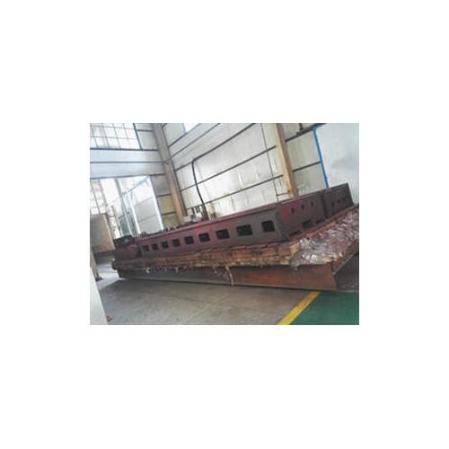 广西大型机床铸件定制厂家/腾起机床/机床滑枕铸件