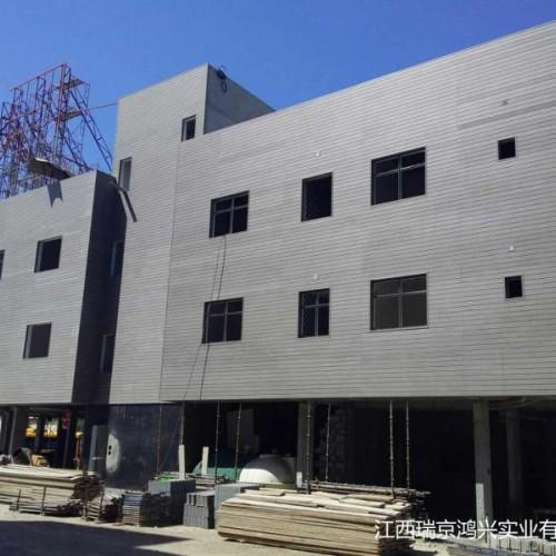 木塑墙板 江西瑞京鸿兴知名木塑制造商 供货全球