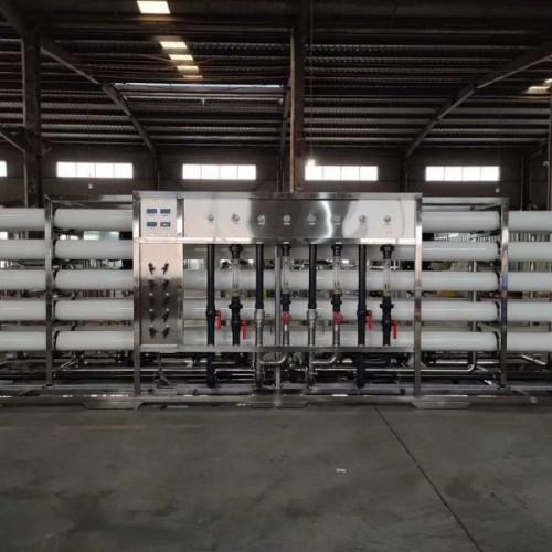 反渗透设备定制 软水处理器 宁夏水处理设备厂家