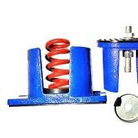 河北阻尼弹簧吊式减震器厂家供货|汇广机械设备量大优惠