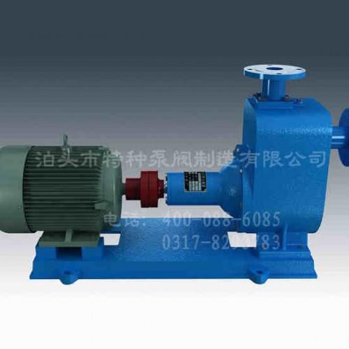 海南油泵定做|泊头特种泵阀|厂价零售CYZ型自吸式离心油泵