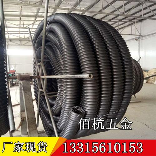 江苏HDPE碳素管 电力用单壁碳素管