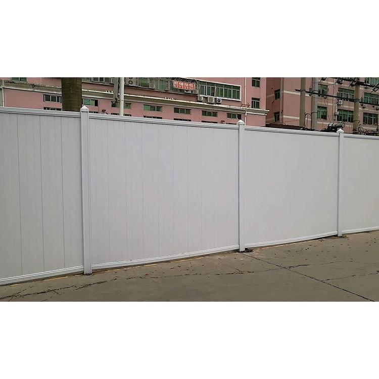 钢板围墙市政围挡板