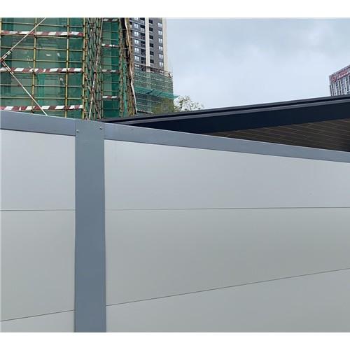 钢板围墙围挡板现货