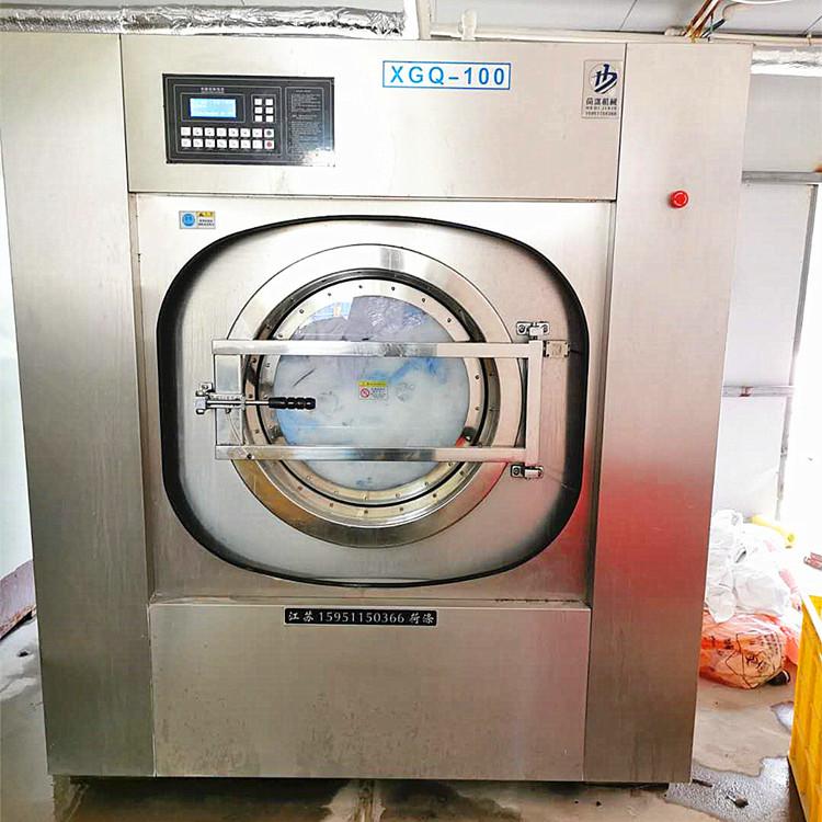 酒店宾馆洗涤设备选用注意事项