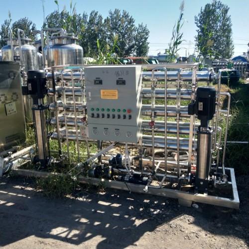 回收二手反渗透转让 二手二级水处理设备 浩宇二手水处理设备