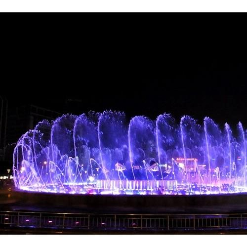数码喷泉6