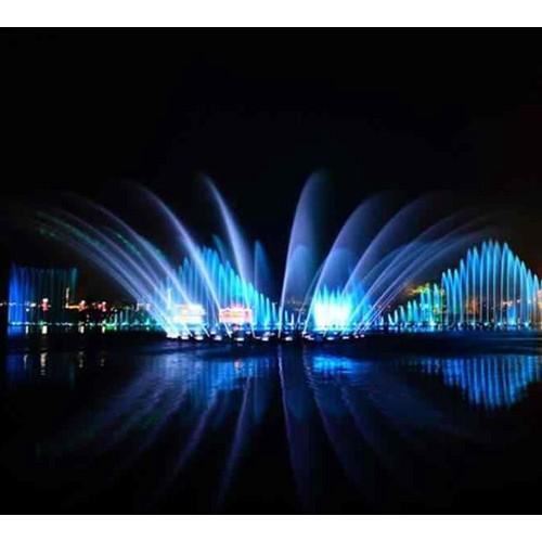 数码喷泉7