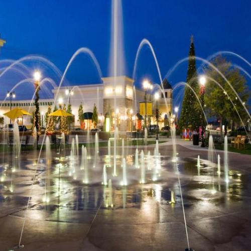 旱式喷泉5