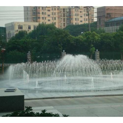 旱式喷泉6