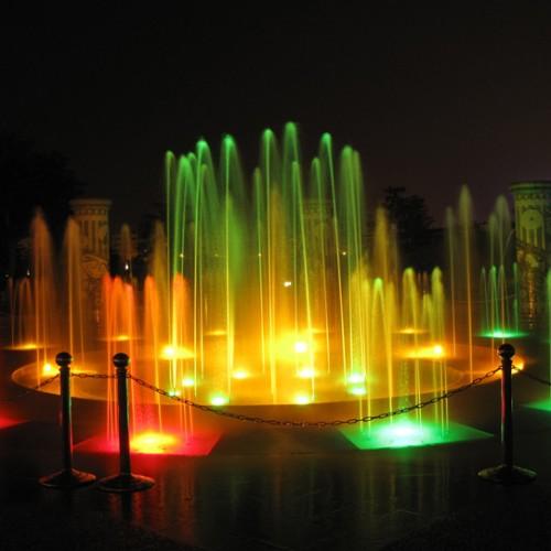 旱式喷泉7