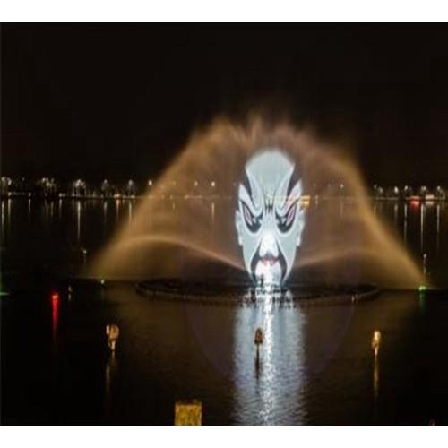 水幕电影喷泉3